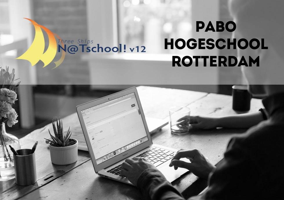 N@tschool voor Pabo Hogeschool Rotterdam